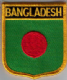 Flag Patch - Bangladesh 07